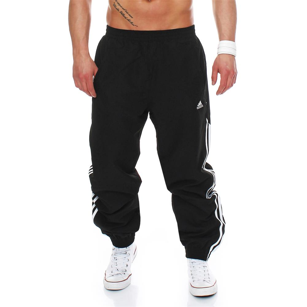 adidas 3s stinger cuffed pant jogginghose hose herren. Black Bedroom Furniture Sets. Home Design Ideas