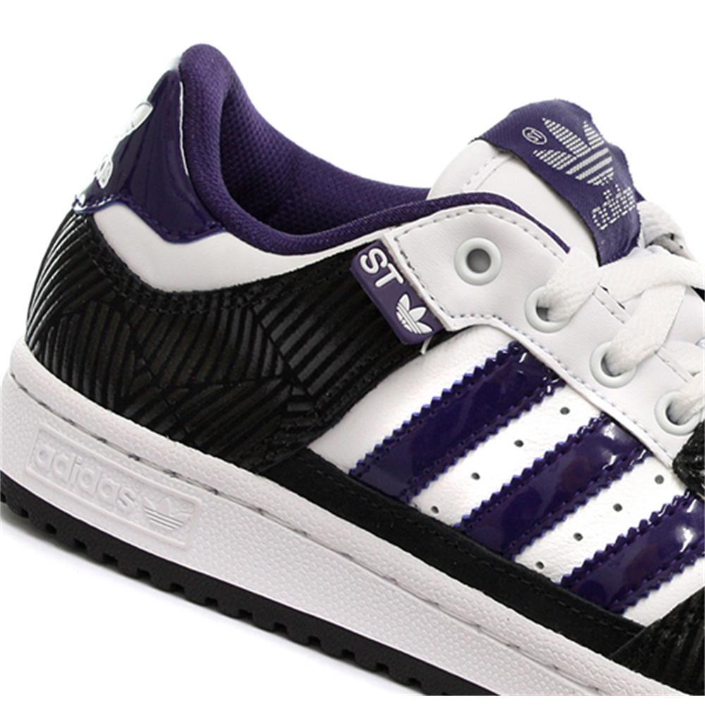 Ten Ten Black Originals Top Hi Adidas White zqwtXx