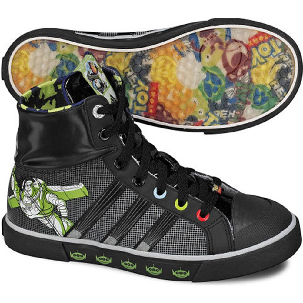 adidas disney vulkid mid toy story children 39 s shoes shoes. Black Bedroom Furniture Sets. Home Design Ideas