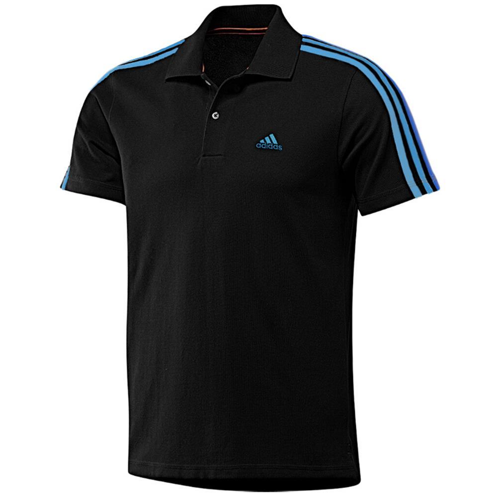 Adidas Ess 3s Climalite Poloshirt Polo Shirt T Shirt Gr