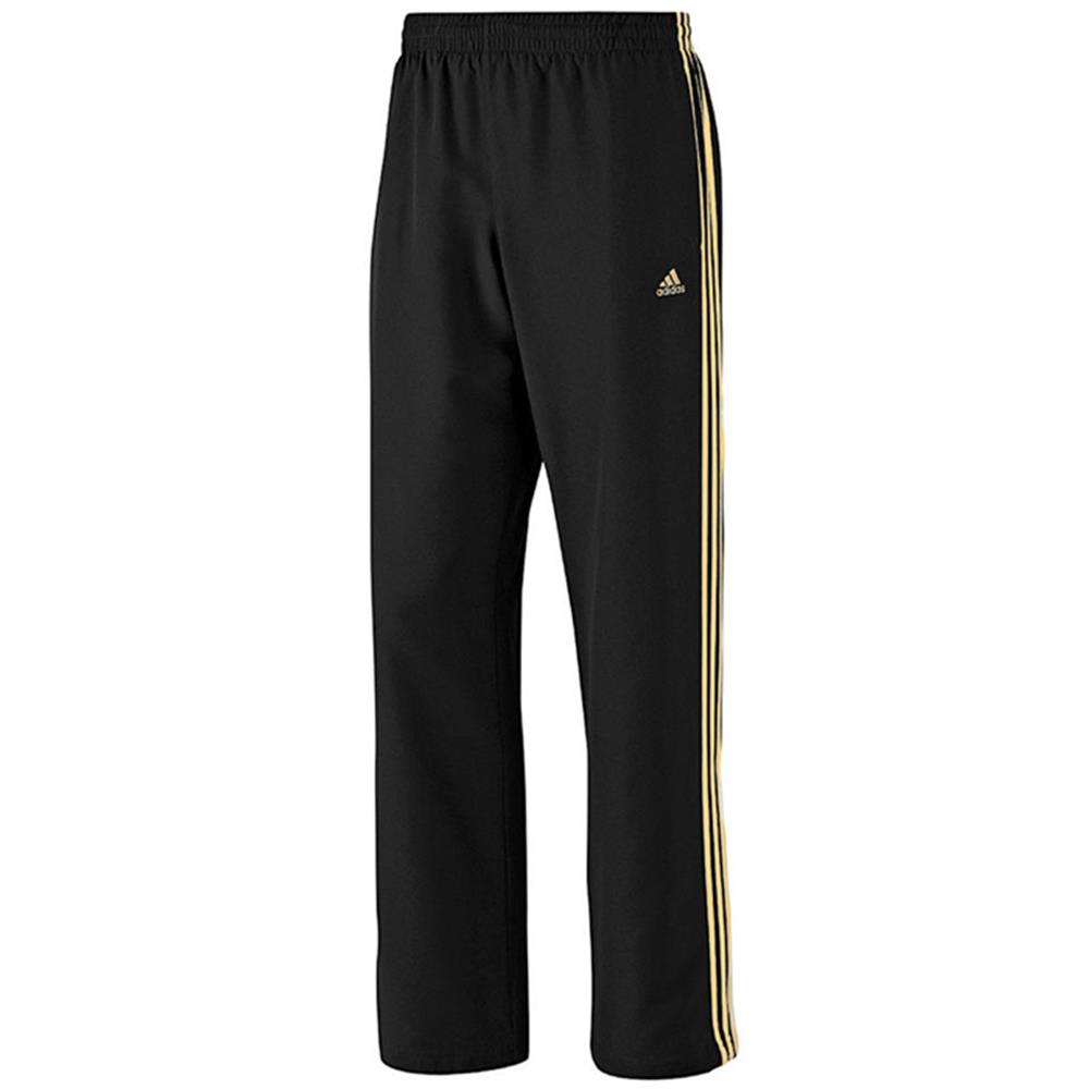 adidas ess 3s climalite hose trainingshose jogginghose. Black Bedroom Furniture Sets. Home Design Ideas