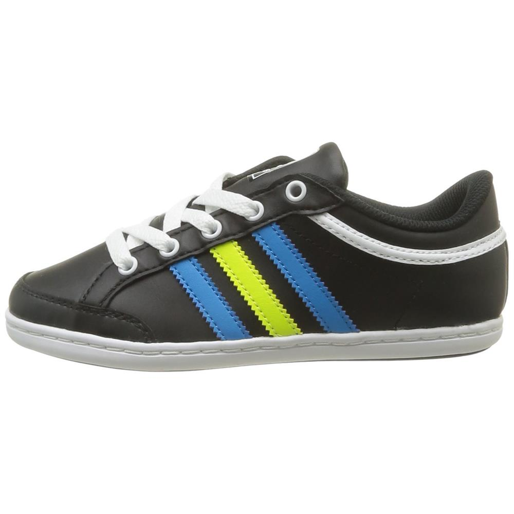 adidas plimcana low enfant sneaker basse chaussures chaussures de sport baskets ebay. Black Bedroom Furniture Sets. Home Design Ideas