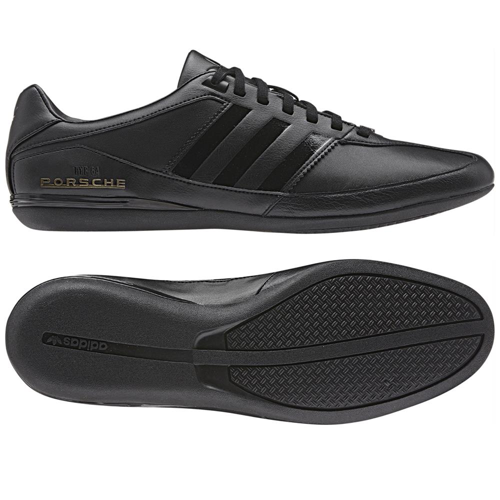 adidas porsche typ 64 herren leder sneaker schuhe turnschuhe freizeitschuhe ebay. Black Bedroom Furniture Sets. Home Design Ideas
