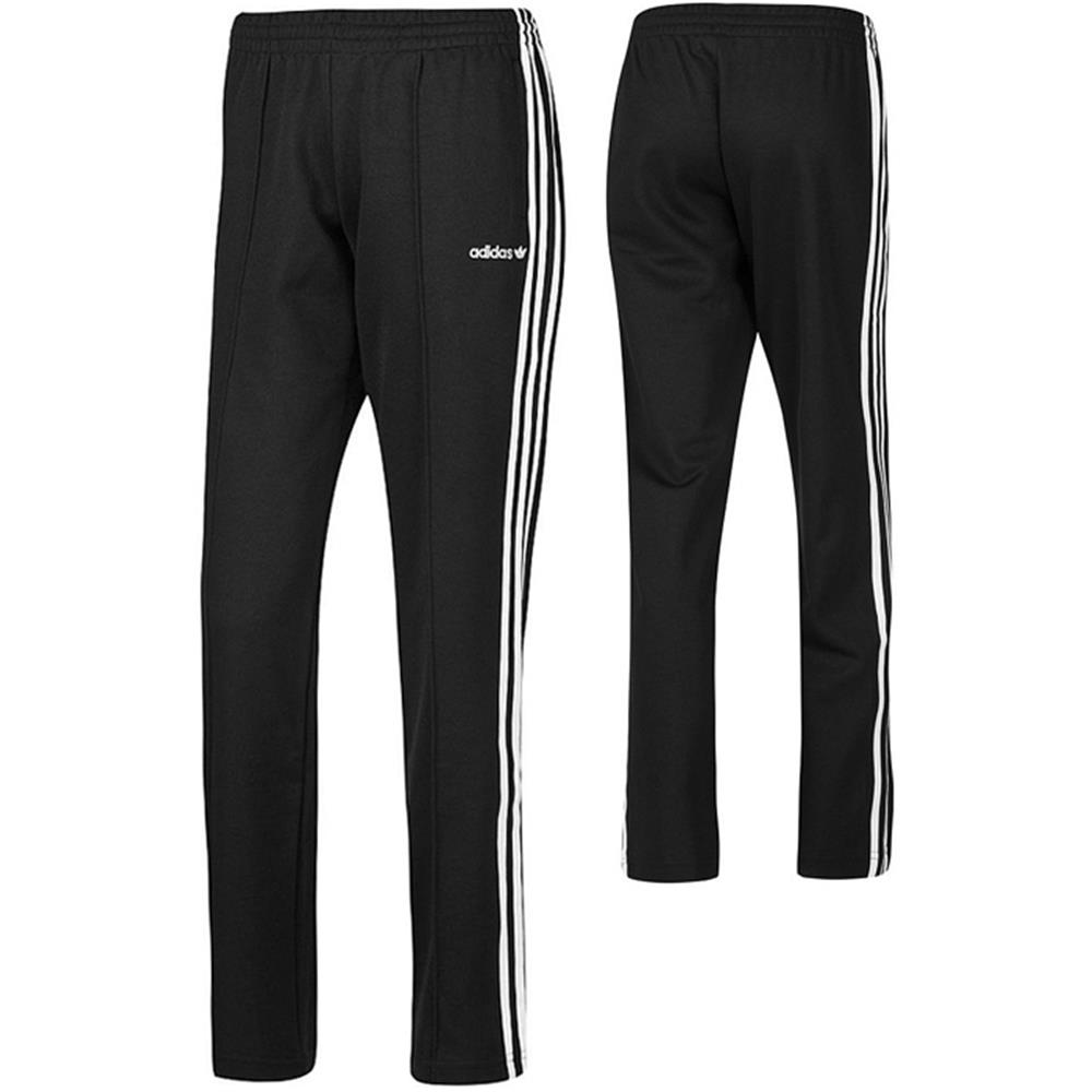 adidas damen s beckenbauer tp hose trainingshose jogginghose freizeithose ebay. Black Bedroom Furniture Sets. Home Design Ideas