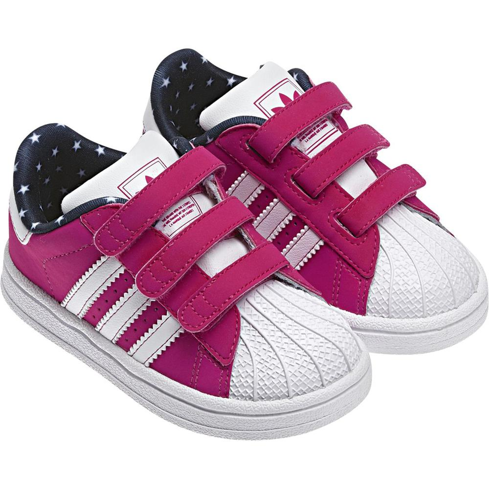 adidas superstars kinder bunt