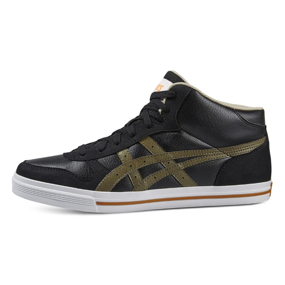 asics aaron mt sneaker shoes hi top trainers casual shoes