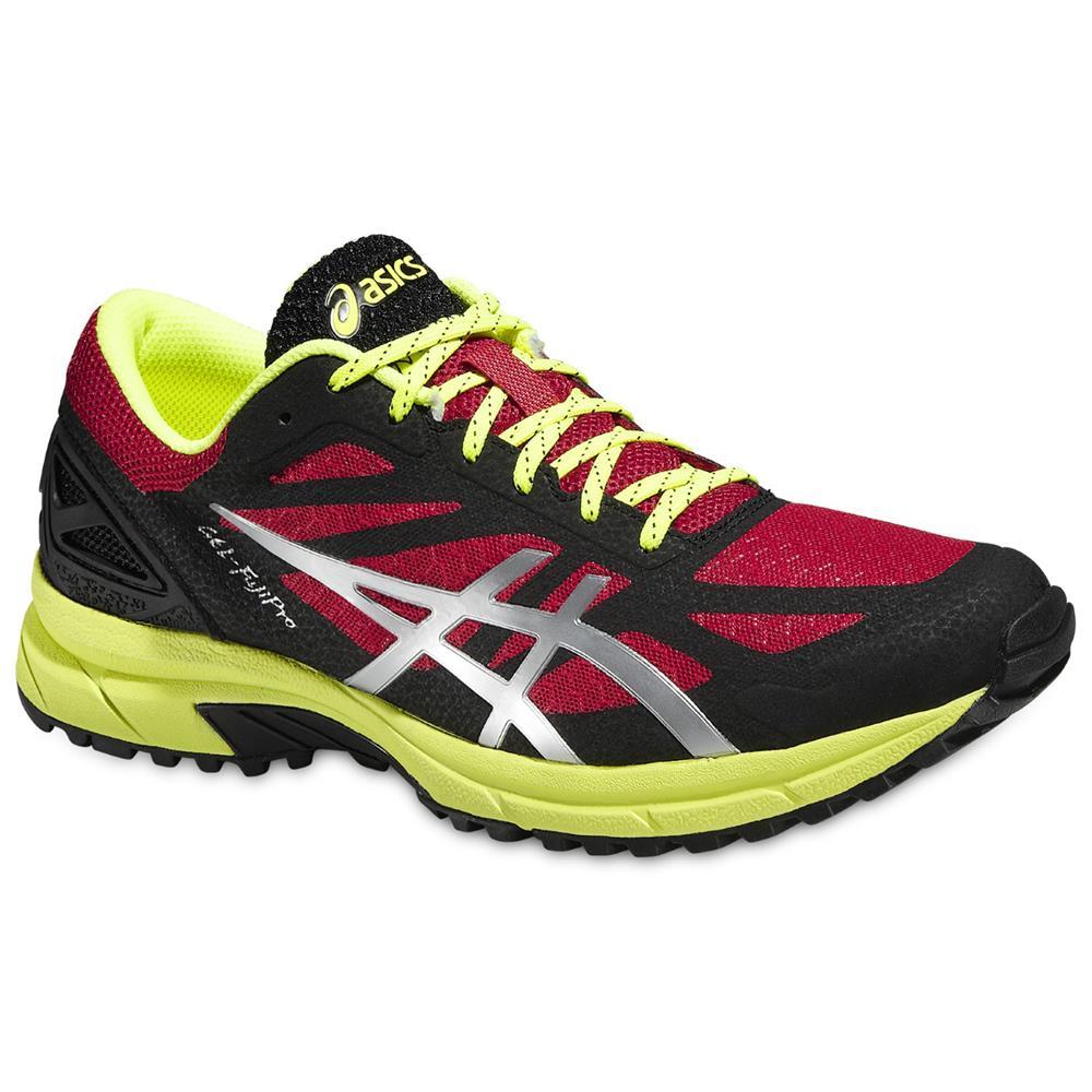 Asics-Gel-FujiPro-Trail-Herren-Laufschuhe-Schuhe-Running-Sportschuhe-Turnschuhe