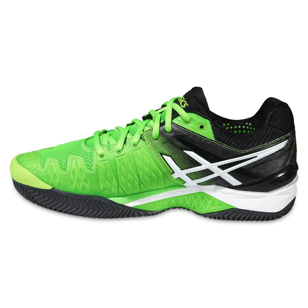 asics gel resolution 6 clay court s tennis shoes shoes