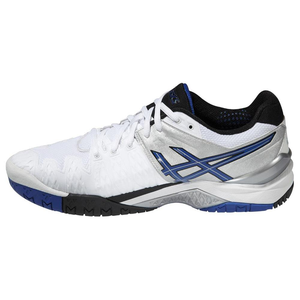 asics gel resolution 6 all court s tennis shoes