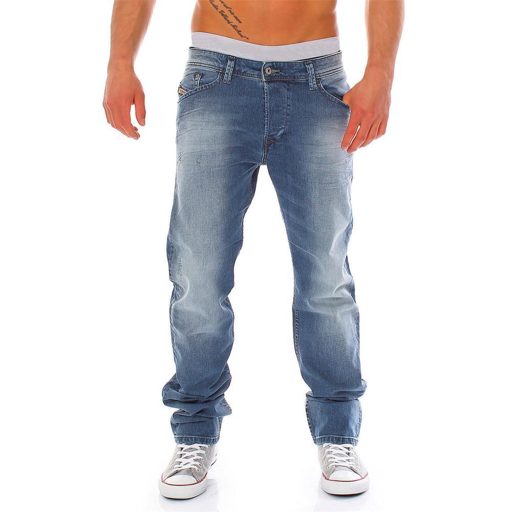 diesel jeans darron regular slim tapered jeans homme. Black Bedroom Furniture Sets. Home Design Ideas