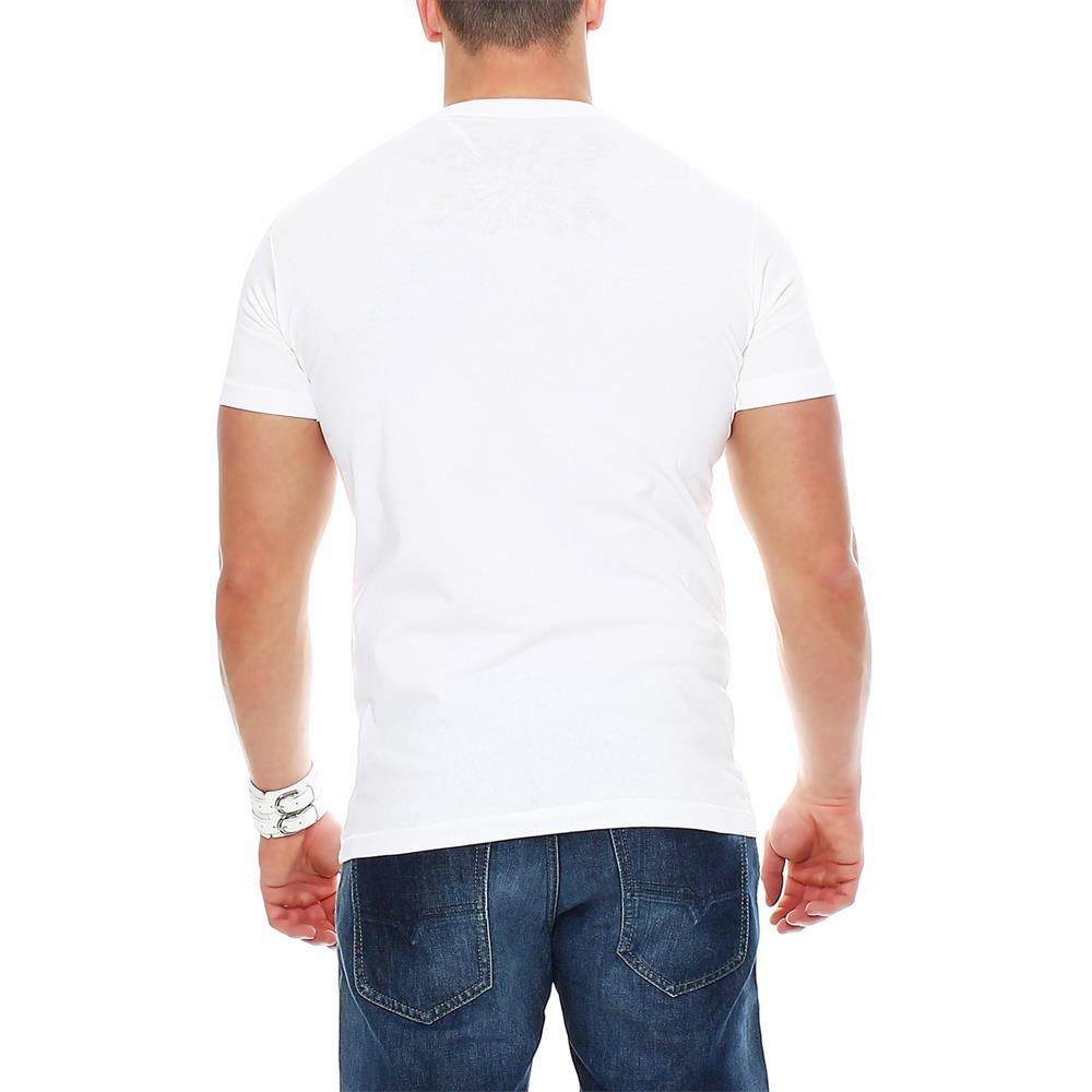 Diesel-Jeans-T-Horton-Rs-T-Shirt-Men-039-s-Tee-Shirt