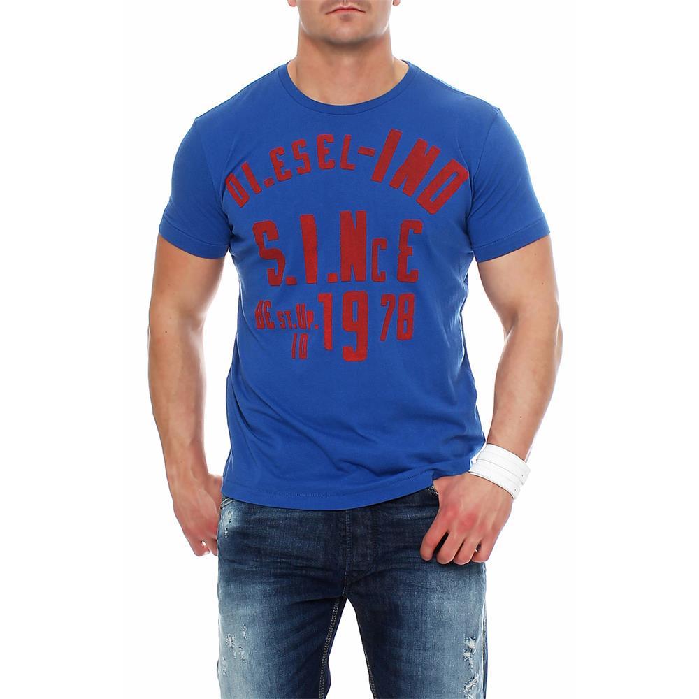 details about diesel jeans t sink r t shirt men 39 s tee shirt. Black Bedroom Furniture Sets. Home Design Ideas