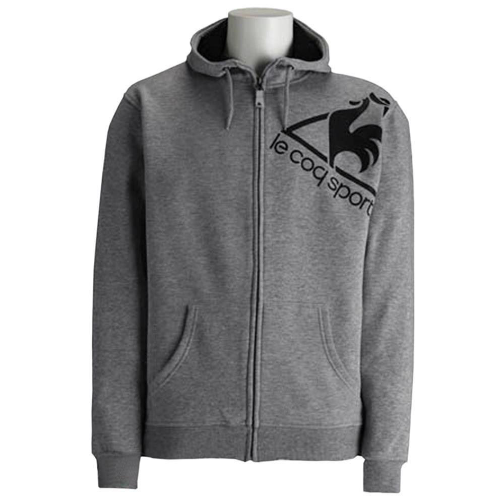 le coq sportif hoody sweatshirt zip hoodie kapuzenpullover jacke ebay. Black Bedroom Furniture Sets. Home Design Ideas