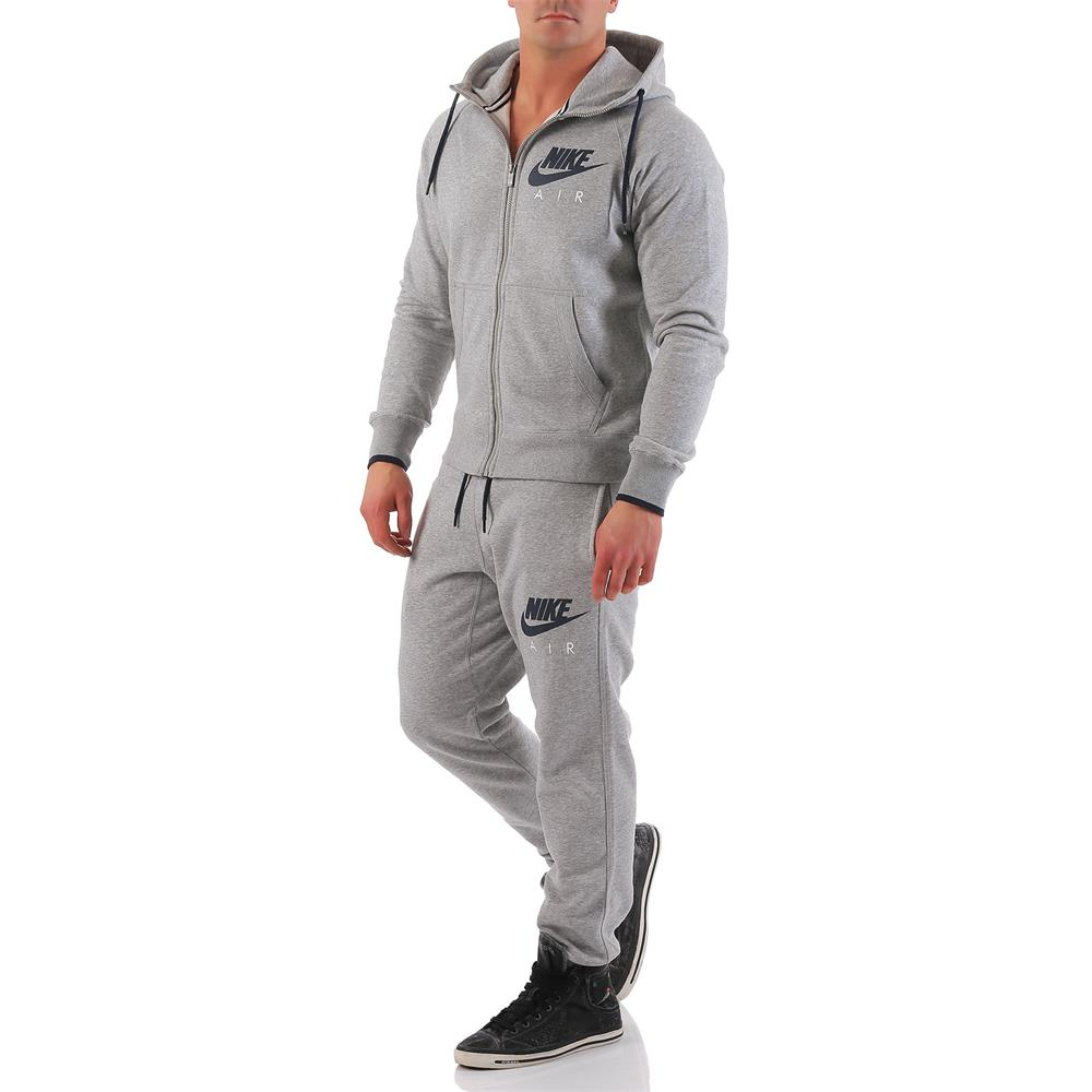 nike air aw77 heritage fleece cuffed hose jogginghose. Black Bedroom Furniture Sets. Home Design Ideas