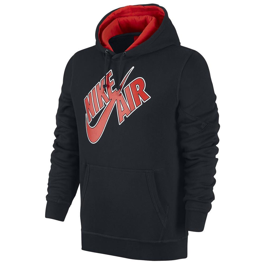 Nike-pivot-air-Logo-Hoody-Sweat-homme-Sweat-a-capuche-en-polaire