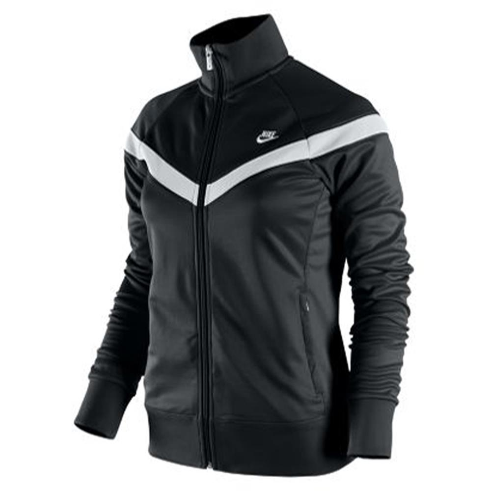 nike damen better eugene damen track top jacke sportjacke. Black Bedroom Furniture Sets. Home Design Ideas