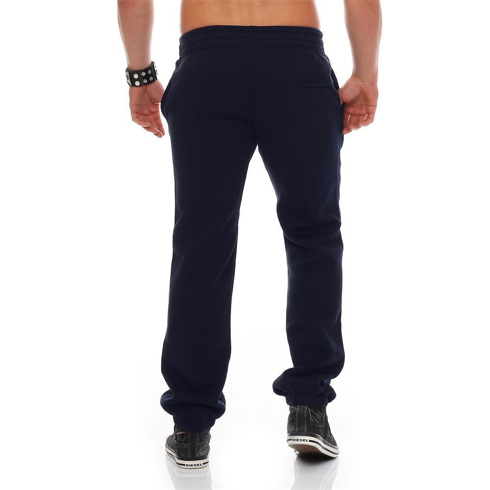 Nike-Swoosh-Pantaloni-risvolto-classici-pantaloni-jogging-della-tuta-sportivi