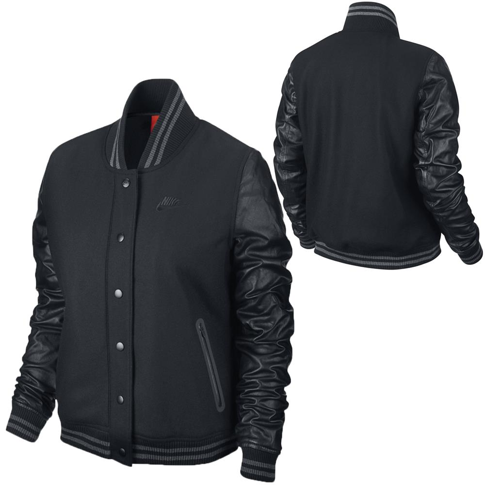 Leather college jackets
