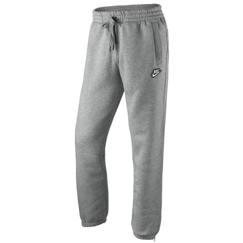 NIKE-HBR-BRUSHED-CUFFED-FLEECE-HOSE-JOGGINGHOSE-SWEATHOSE-TRAININGSHOSE-FREIZEIT