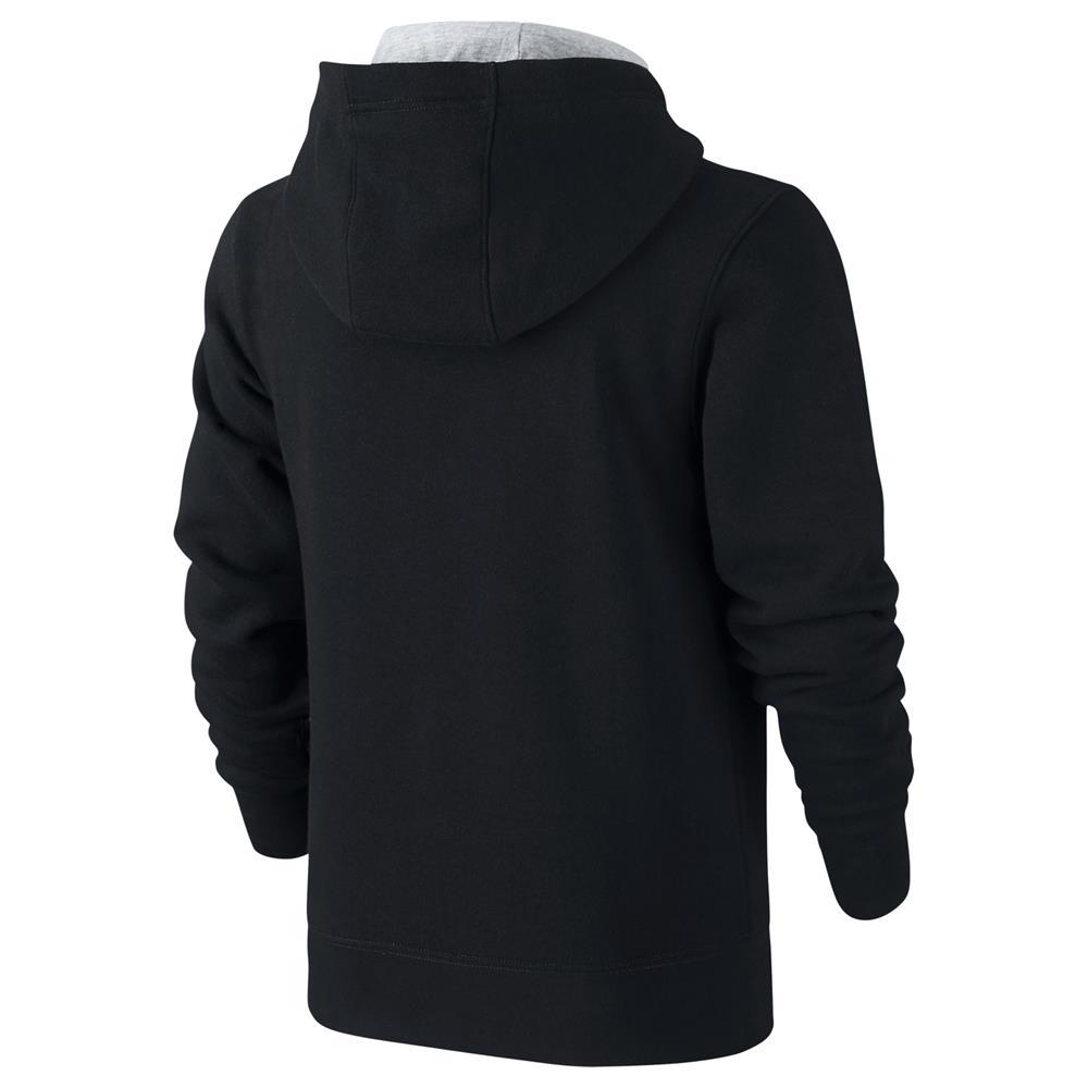 Nike-SB-Logo-Fleece-Kinder-Hoodie-Jungen-Sweatshirt-Maedchen-Kapuzenpullover