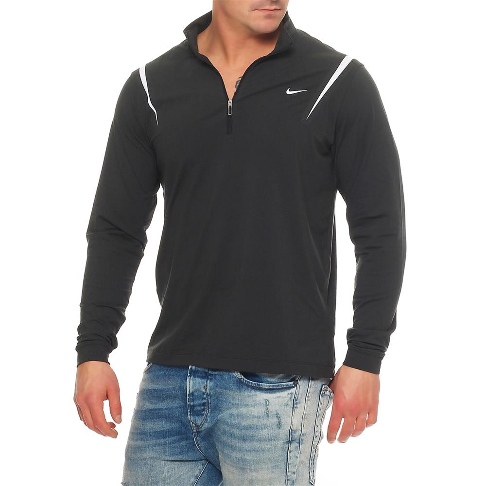 nike golf strech longsleeve dri fit herren langarm. Black Bedroom Furniture Sets. Home Design Ideas