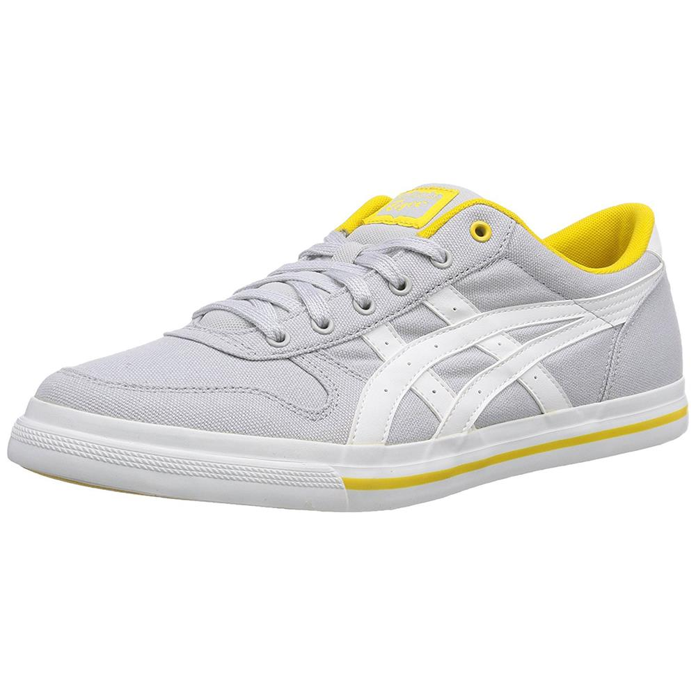 asics aaron yellow