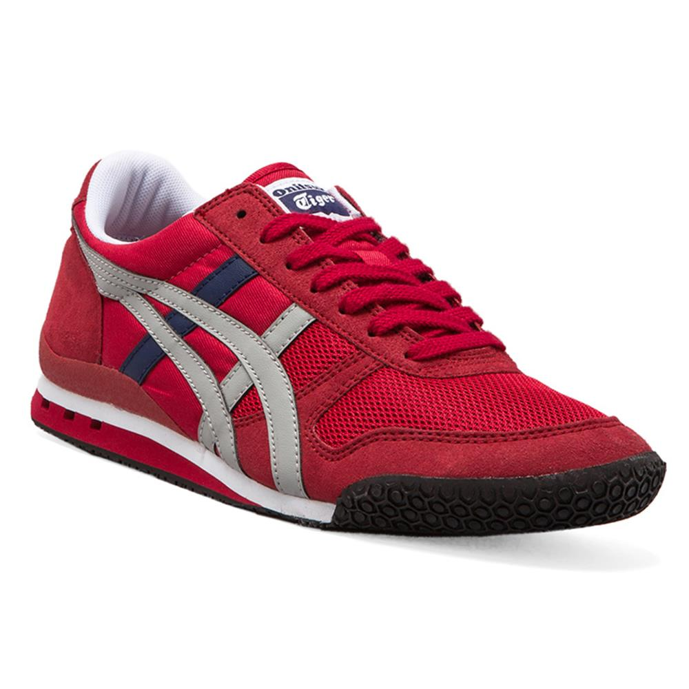 ASICS ONITSUKA TIGER SHAW RUNNER FASHION SNEAKERS BURGUNDY D4P1L Product - Onitsuka Tiger Men's Mexico 66 Black/Off-White Ankle-High Fashion Sneaker - M. New. Product Image. Price $ 98 - $ Out of stock. Product Title.