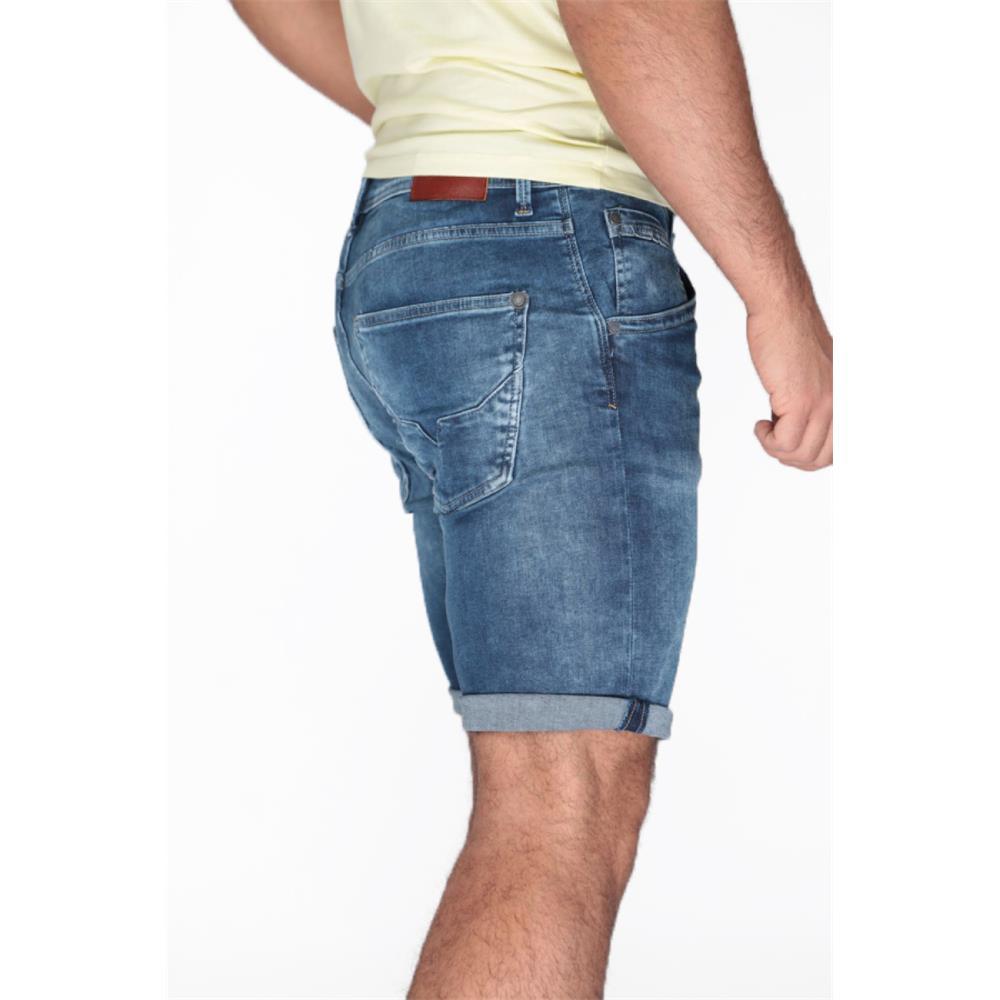 Pepe Jeans Track Short Herren Regular-Fit Jeans Shorts Bermuda Kurze Hose