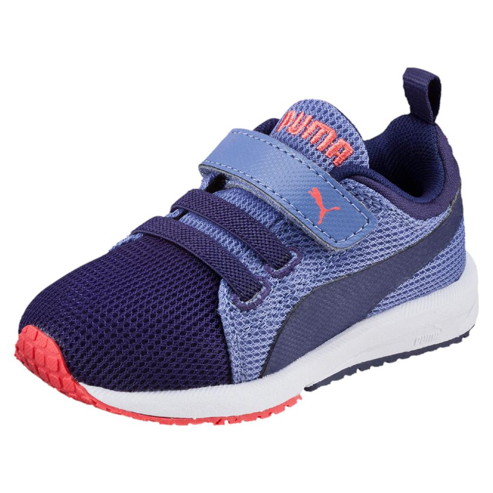 puma carson runner kids 39 shoes sneakers trainers sports. Black Bedroom Furniture Sets. Home Design Ideas