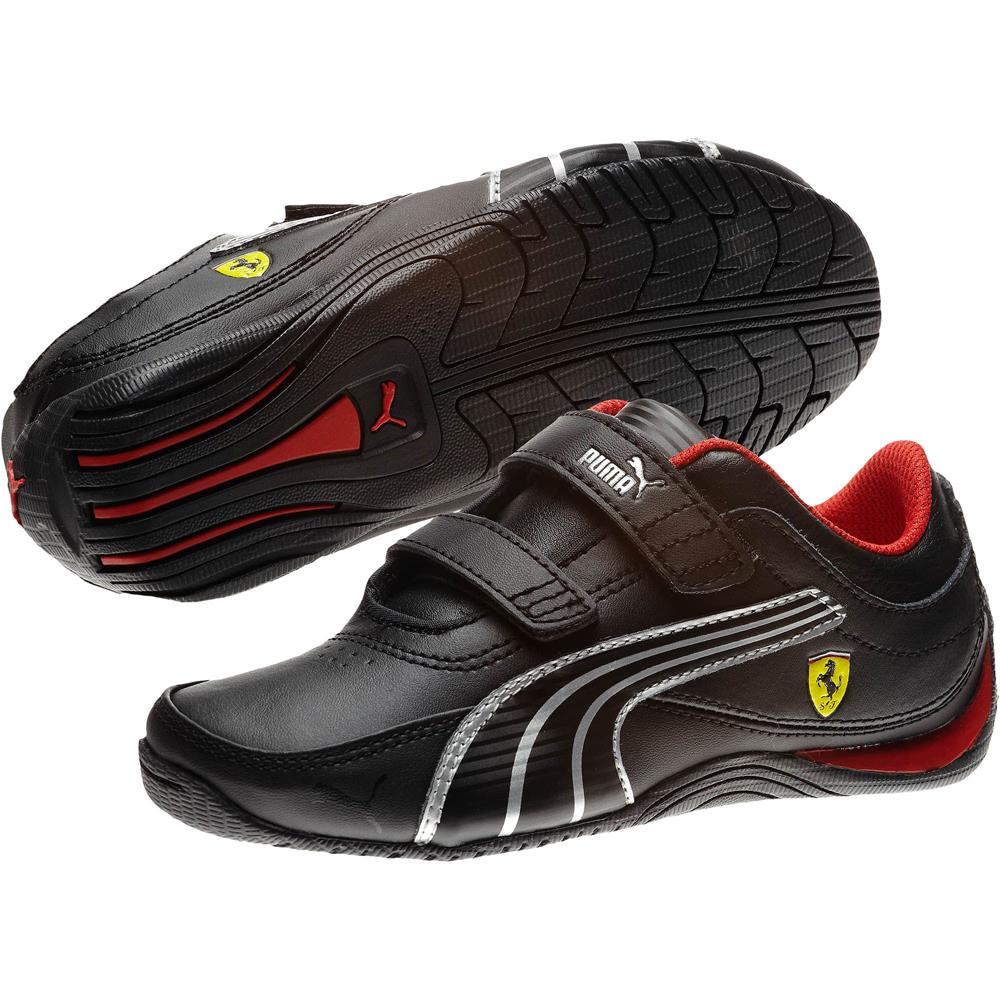 puma drift cat 4 l sf jr ferrari kinder sneaker schuhe. Black Bedroom Furniture Sets. Home Design Ideas