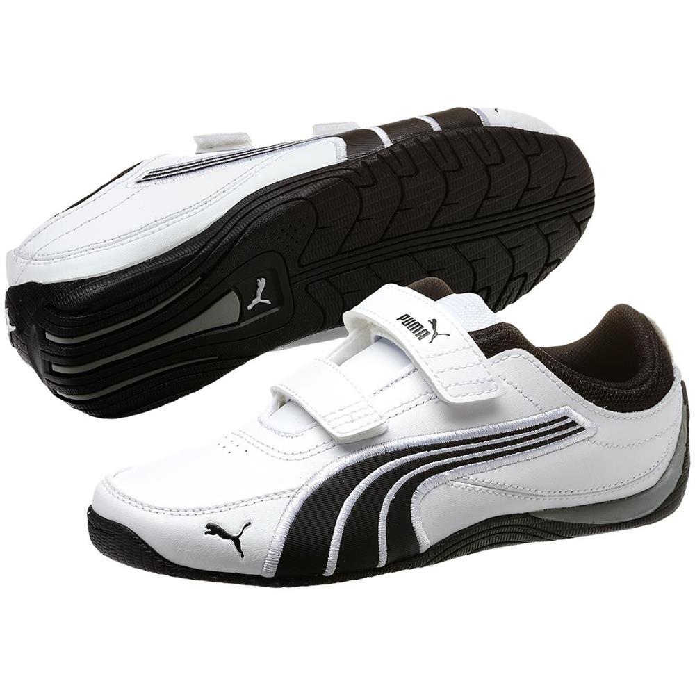 chaussures baskets enfant puma drift cat 4 l v chaussures de sport enfant. Black Bedroom Furniture Sets. Home Design Ideas