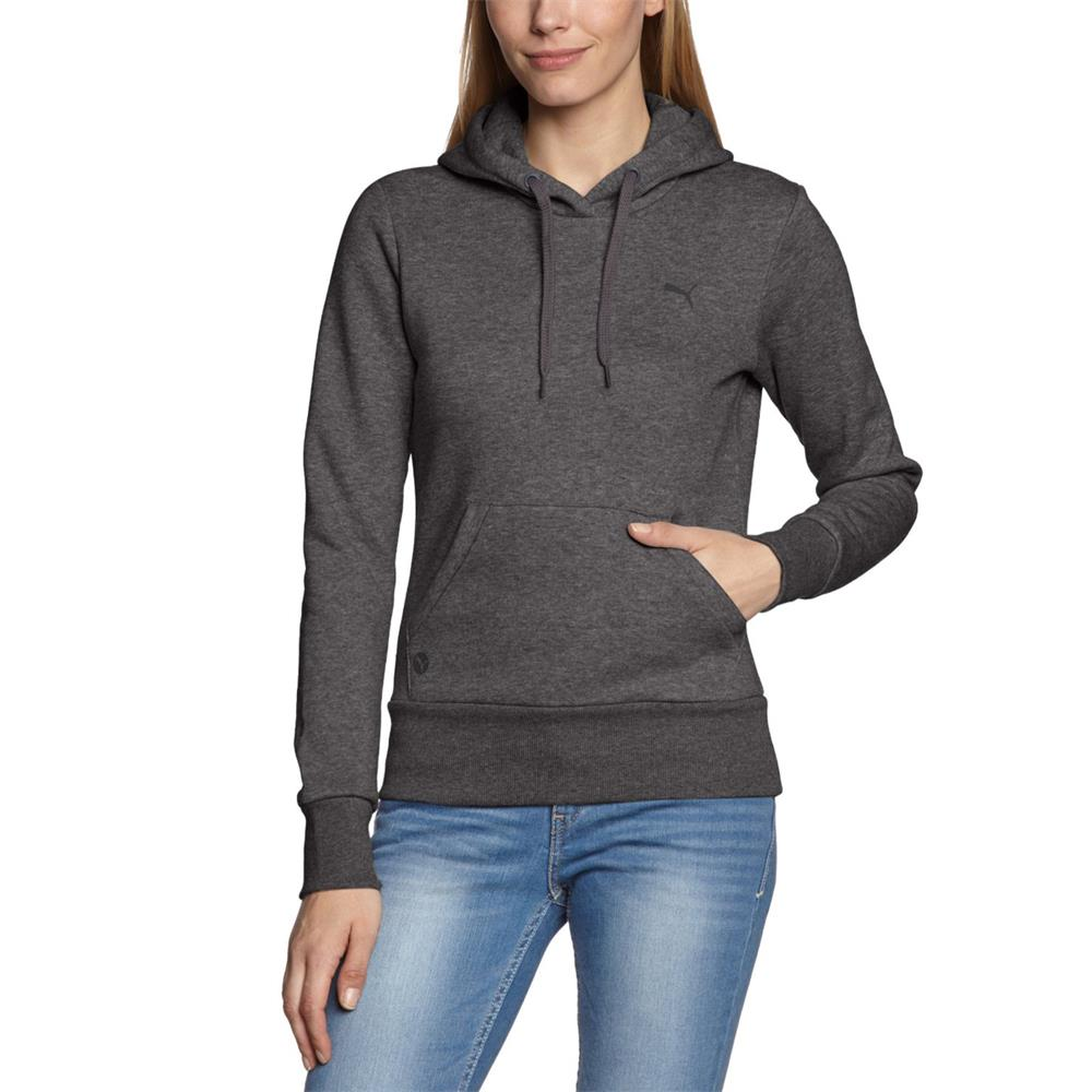 This warm, high-pile Sherpa fleece pullover hoodie will be her go-to for cozy warmth when she's sitting around the post-adventure campfire with family and friends, and devouring a s'more or two.