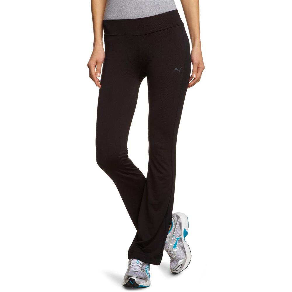 puma ess skinny pant damen hose trainingshose jogginghose sporthose fitnesshose ebay. Black Bedroom Furniture Sets. Home Design Ideas