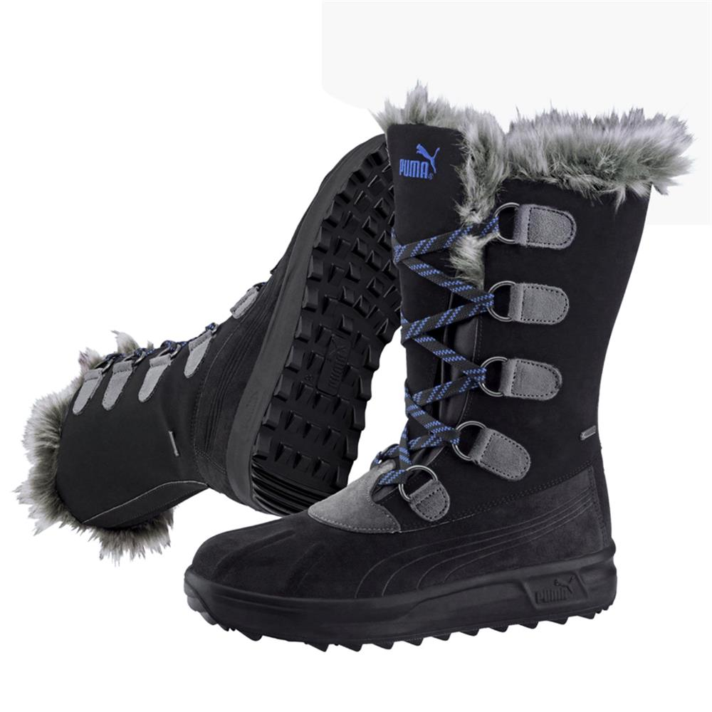 puma damen farinosa gtx gore tex damen stiefel. Black Bedroom Furniture Sets. Home Design Ideas