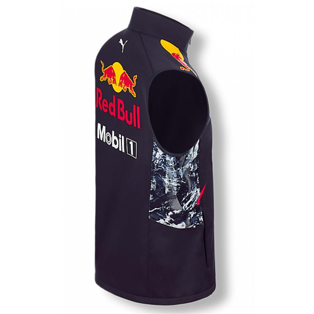 puma red bull racing gilet gilet official team f1 hommes formule 1 veste ebay. Black Bedroom Furniture Sets. Home Design Ideas
