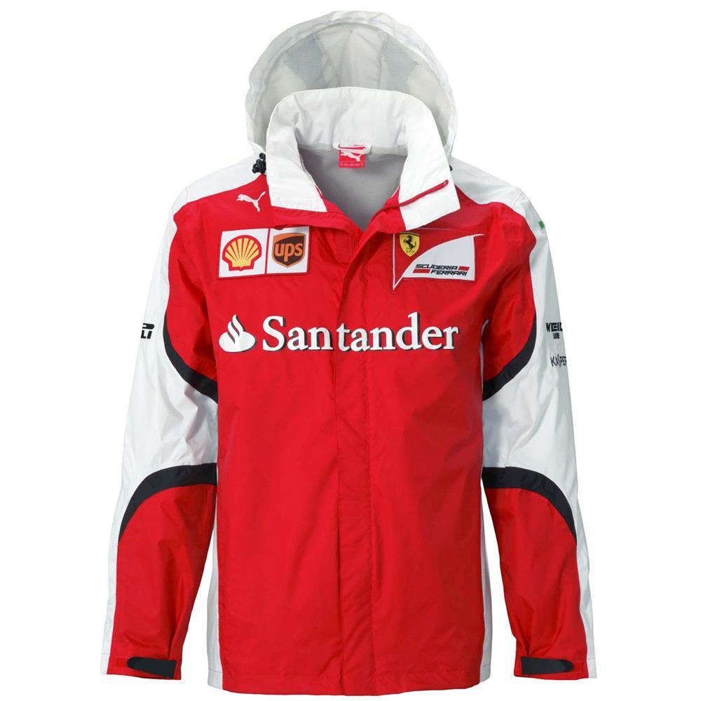 puma sf team jacket scuderia ferrari official formula 1 jacket