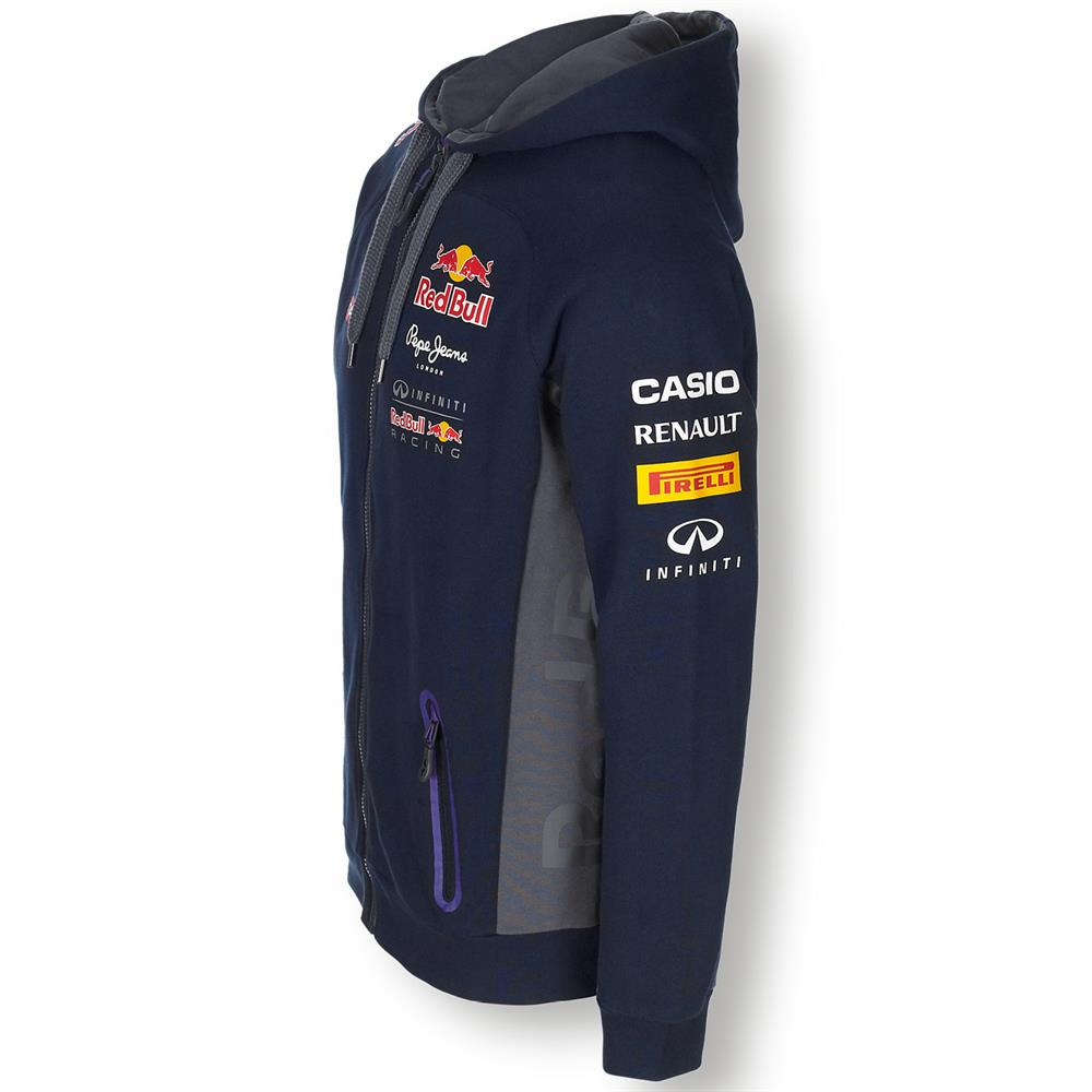 Red bull hoodies