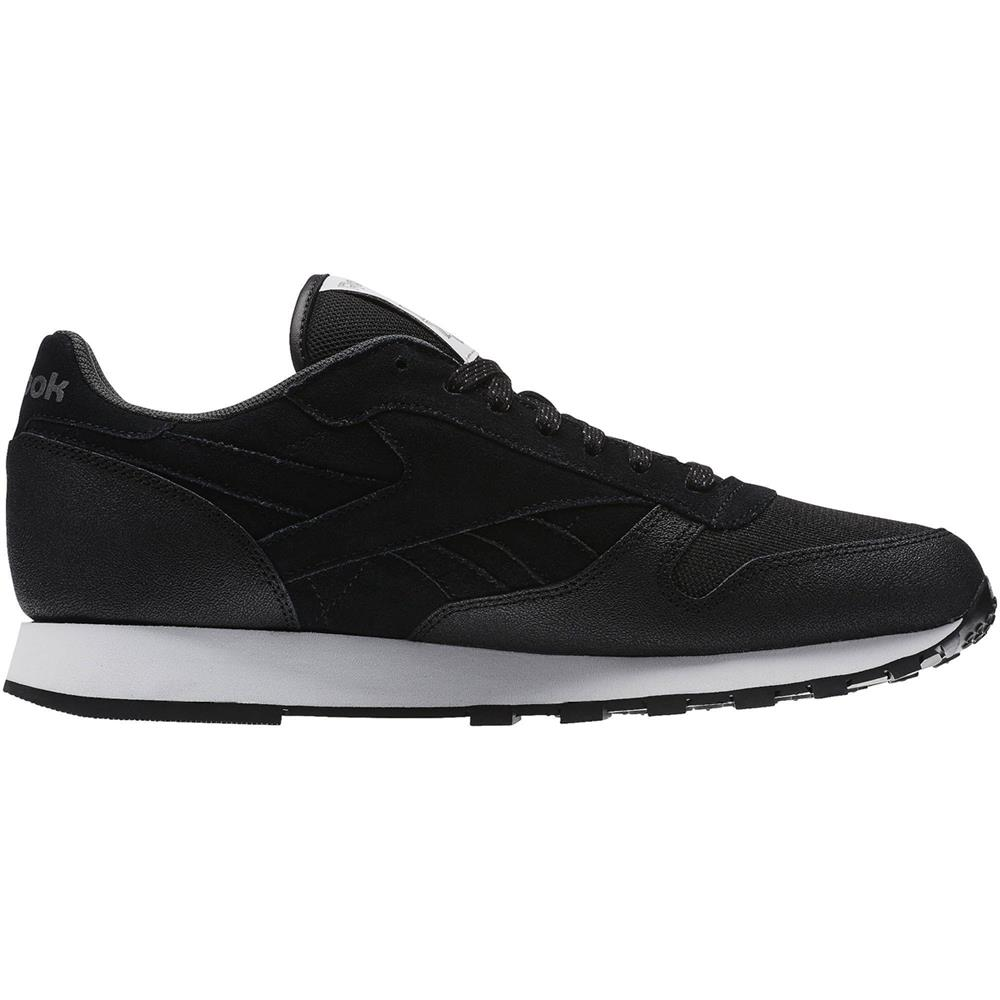 reebok classic cl leather reflect shoes sports shoes