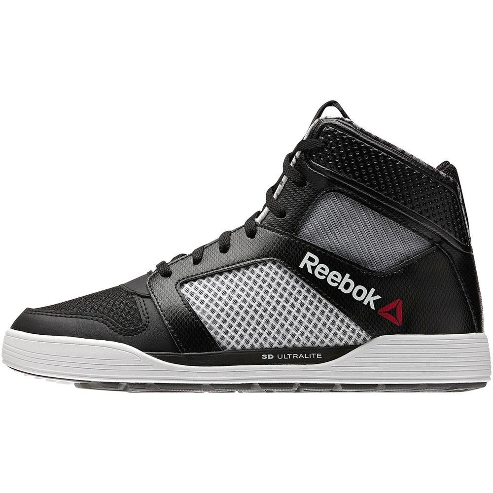 reebok dance urtempo mid femme chaussures danse danse sportive sneakers baskets ebay. Black Bedroom Furniture Sets. Home Design Ideas
