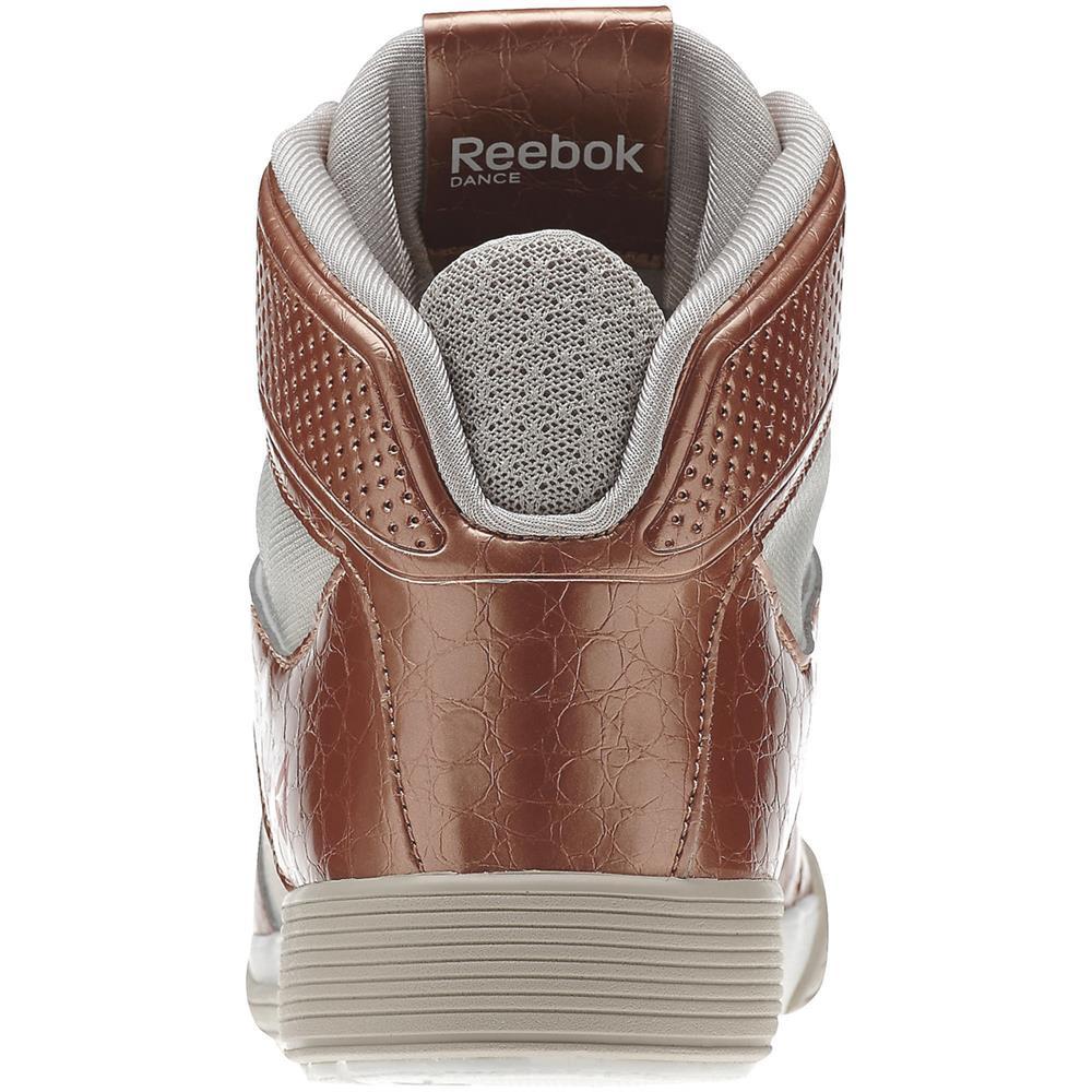 reebok dance urtempo mid femme chaussures danse danse sportive sneakers baskets ebay. Black Bedroom Furniture Sets. Home Design Ideas