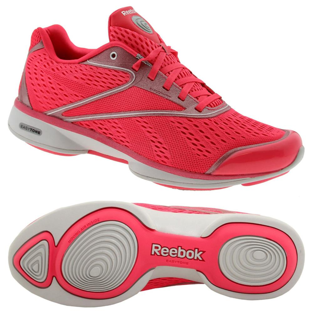 reebok easytone womens shoes go outside trainer training fitness sports shoes ebay. Black Bedroom Furniture Sets. Home Design Ideas