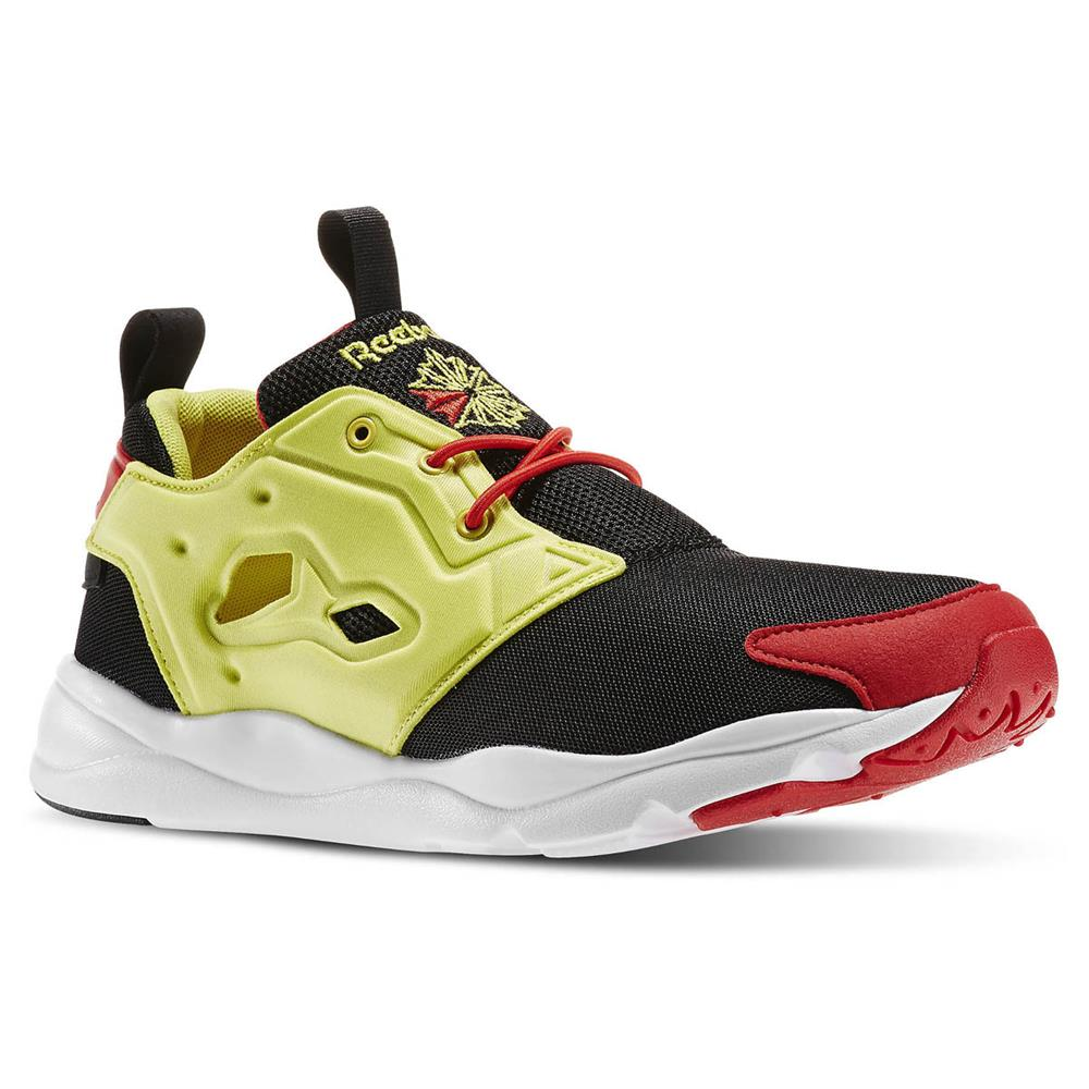 reebok furylite og sneaker classic shoes trainers sneakers fitness ebay. Black Bedroom Furniture Sets. Home Design Ideas