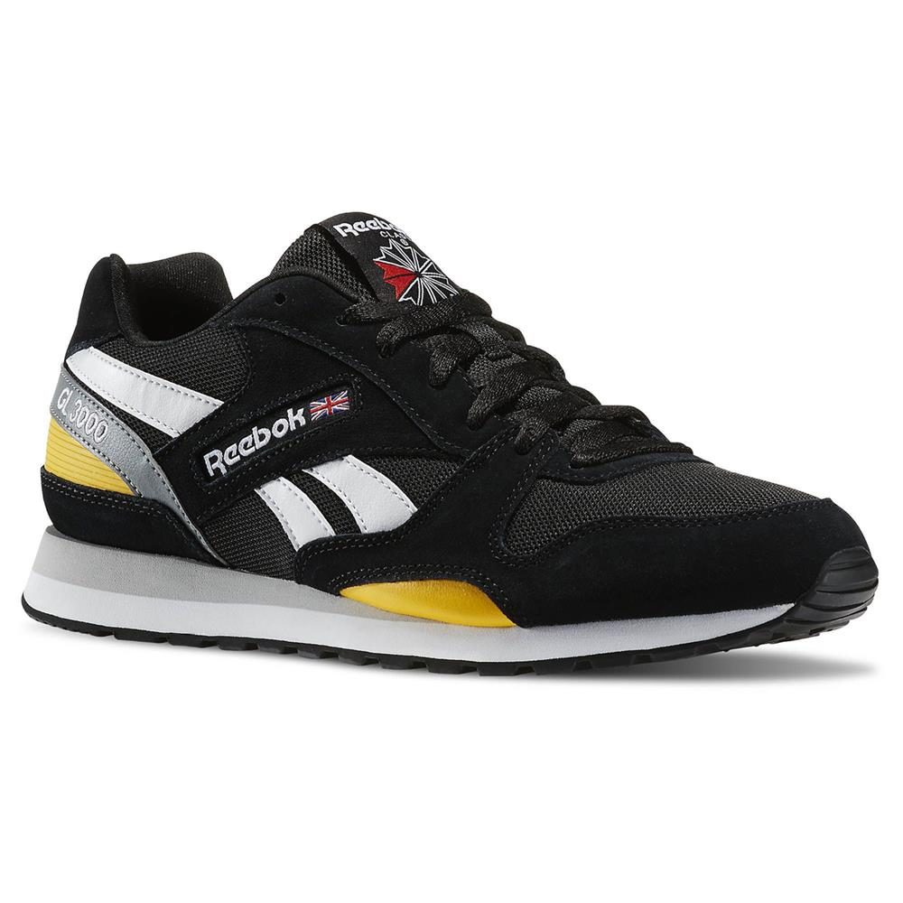 Reebok-GL-3000-Classic-Schuhe-Unisex-Sportschuhe-Sneaker-Turnschuhe-6000