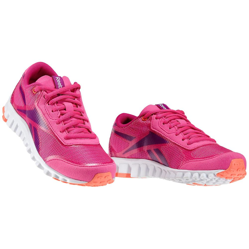 Reebok Realflex Optimal 3.0 Children Shoes Trainers ...
