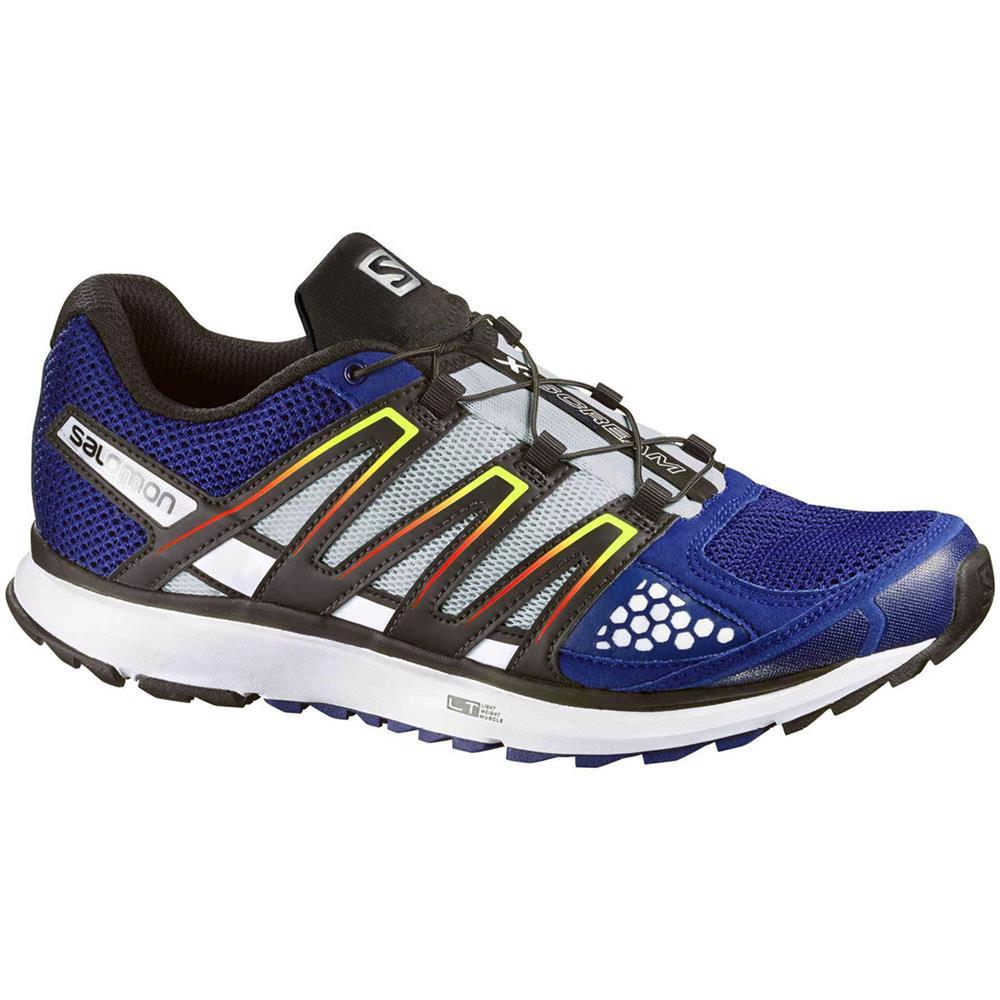Salomon X Scream Orange Running Shoes
