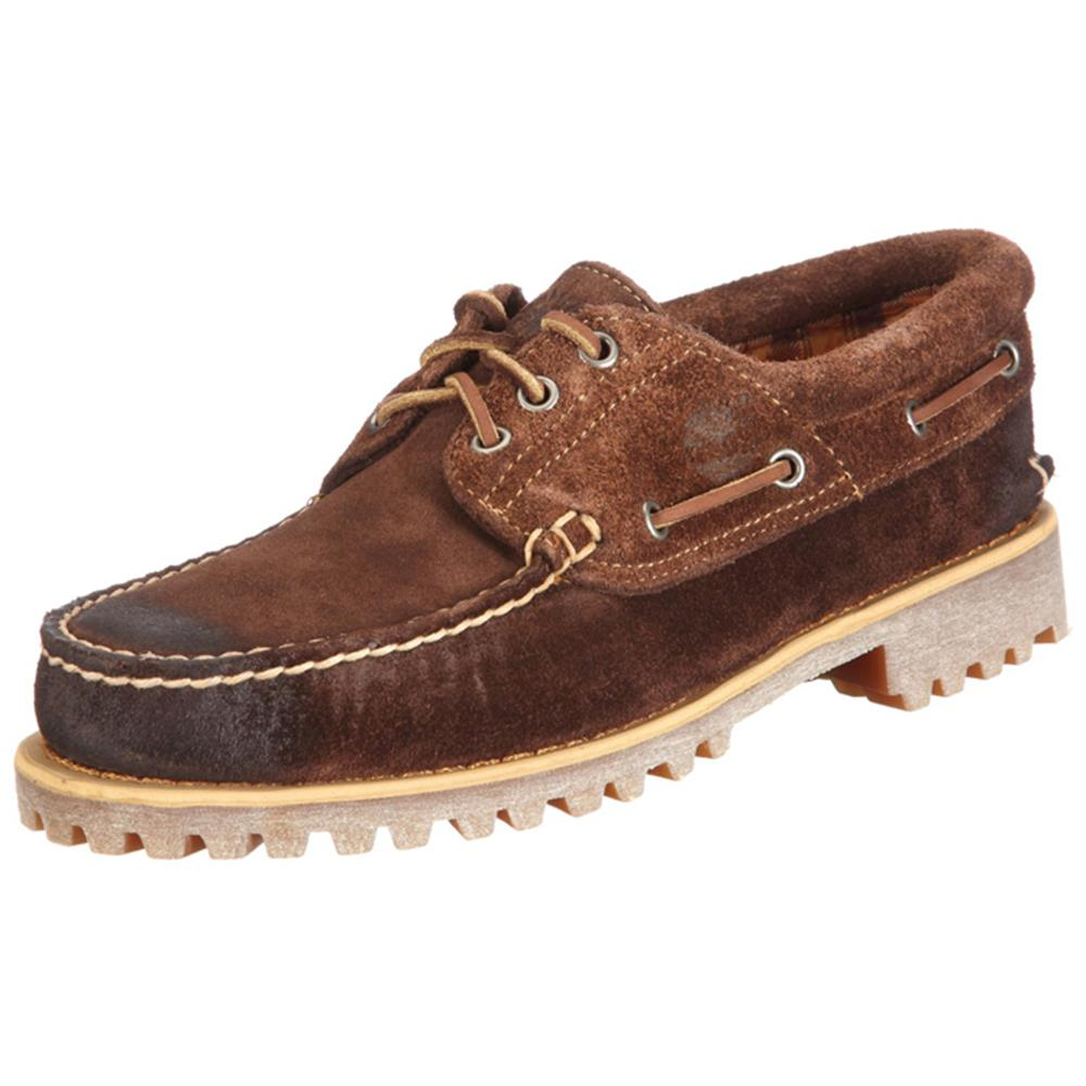timberland 3 eye boat shoes moccasins boat shoes ebay. Black Bedroom Furniture Sets. Home Design Ideas