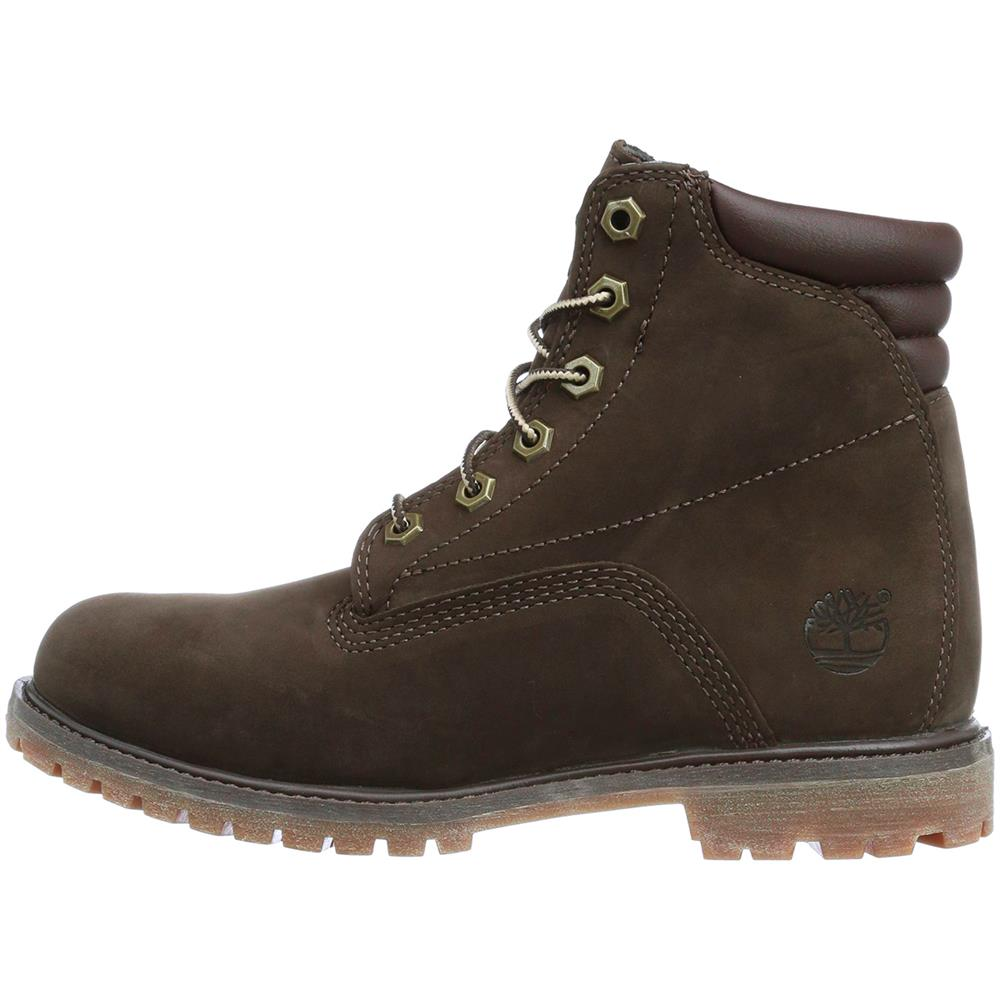 timberland 6 inch basic waterville boots womens boots. Black Bedroom Furniture Sets. Home Design Ideas