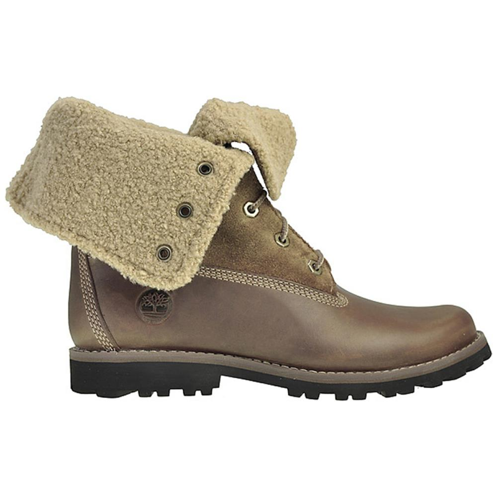 timberland 6 inch 6 shearling kids boots winter boots kids boots ebay. Black Bedroom Furniture Sets. Home Design Ideas