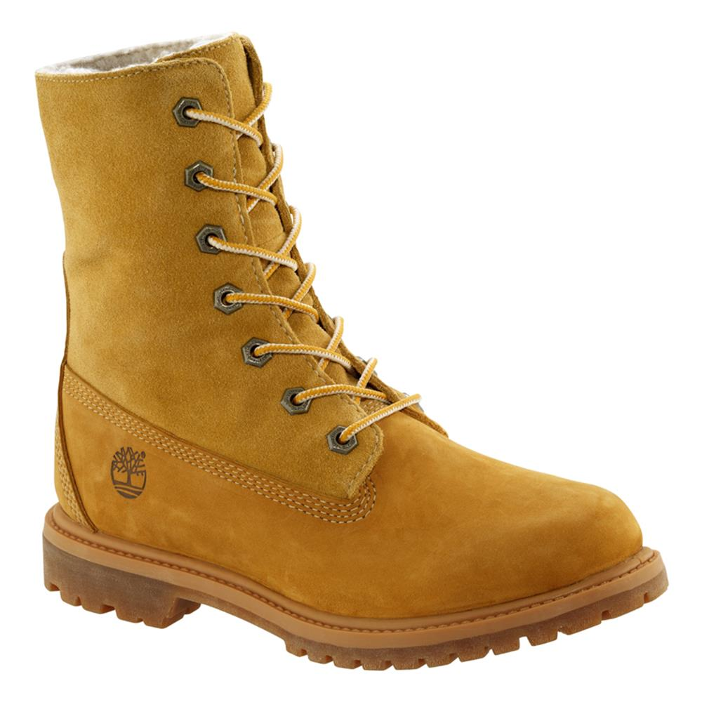Timberland Authentics Teddy Fleece F. Down Boots Womens