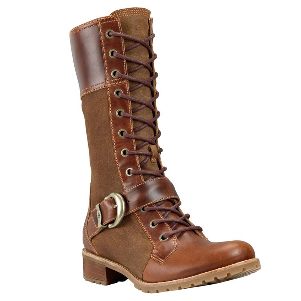 timberland ek bethel buckle mid lace damen boots stiefel. Black Bedroom Furniture Sets. Home Design Ideas
